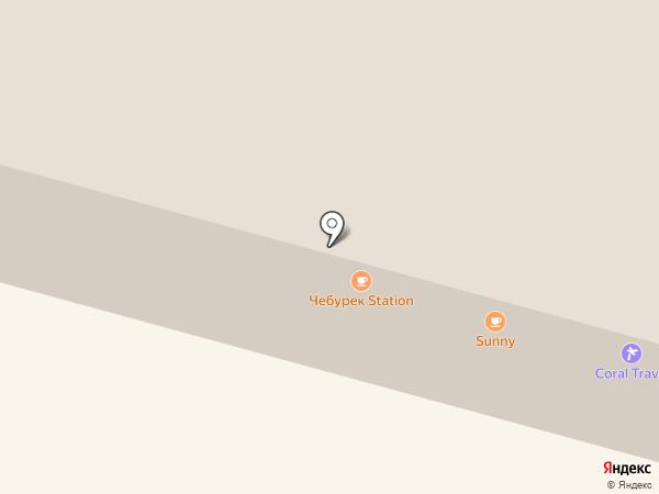 Juice Bar на карте Набережных Челнов