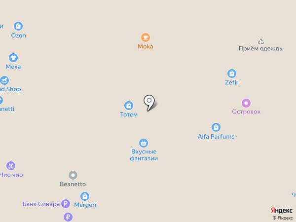 MOONLIGHT на карте Набережных Челнов