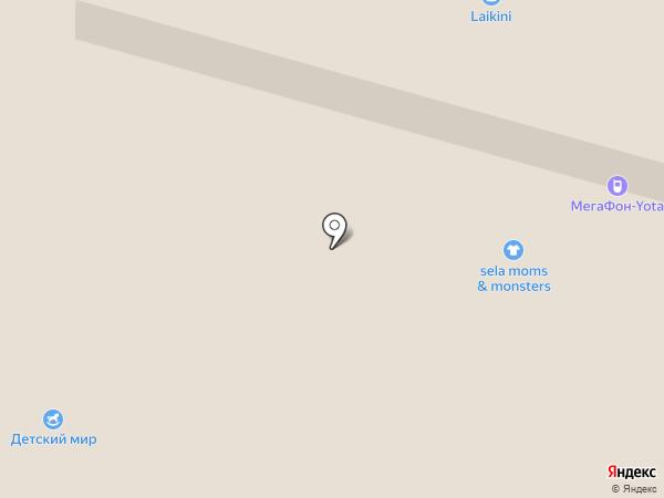Sela на карте Набережных Челнов