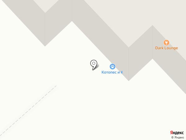 Полные Легкие на карте Набережных Челнов
