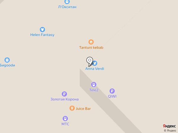 Цветной мир ярких идей на карте Набережных Челнов