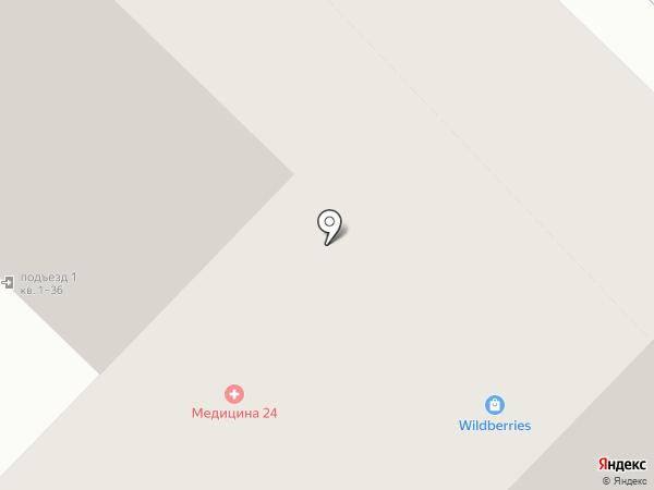 Саулык+ на карте Набережных Челнов