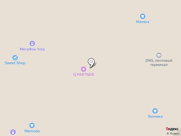 Siberia на карте Набережных Челнов