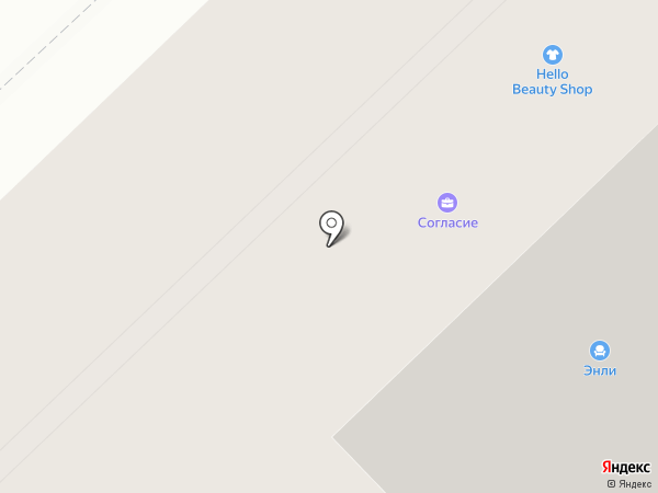 Улыбка на карте Набережных Челнов