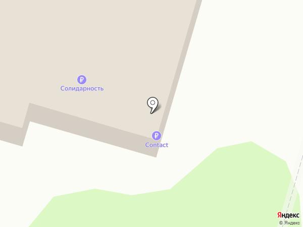 Банкомат, Интехбанк, ПАО на карте Набережных Челнов