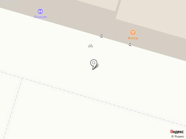 KINZA cafe на карте Набережных Челнов