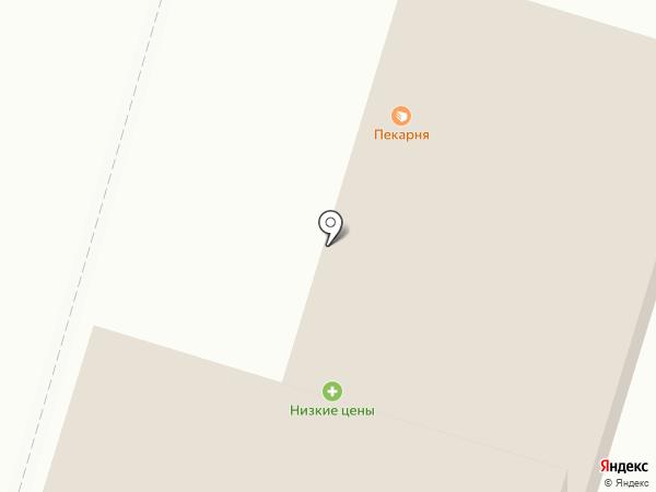 Пекарня-булочная на карте Набережных Челнов