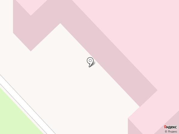 Камский детский медицинский центр на карте Набережных Челнов
