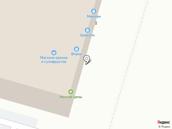 Ломбард-Унция на карте Набережных Челнов