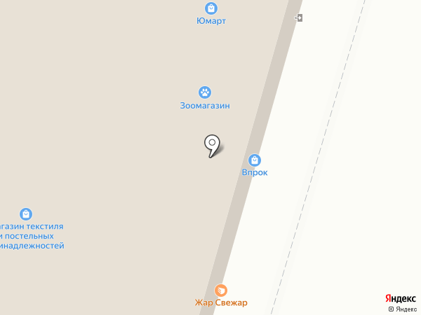 ЖАР свежар на карте Набережных Челнов