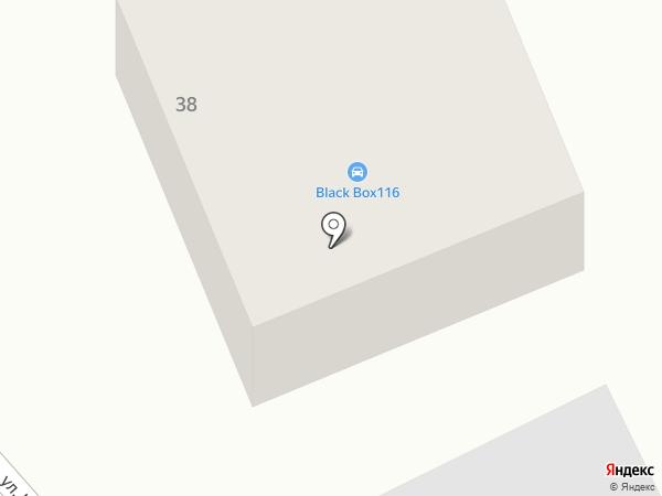 AT AUTO SERVICE на карте Набережных Челнов
