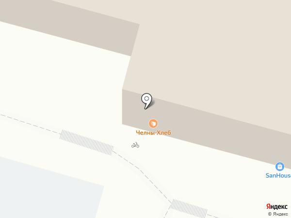 Mr.Robot на карте Набережных Челнов