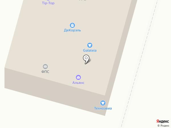 GalAteia на карте Набережных Челнов