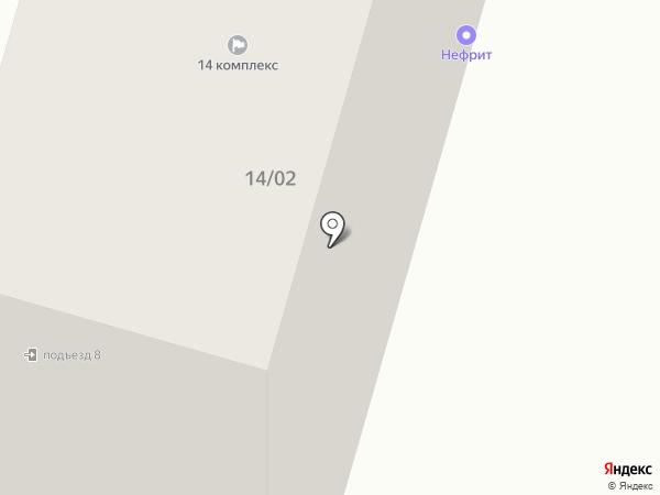 ПРОФСТРОЙМАСТЕР на карте Набережных Челнов