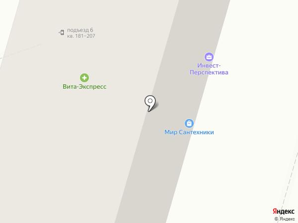 Лаки на карте Набережных Челнов