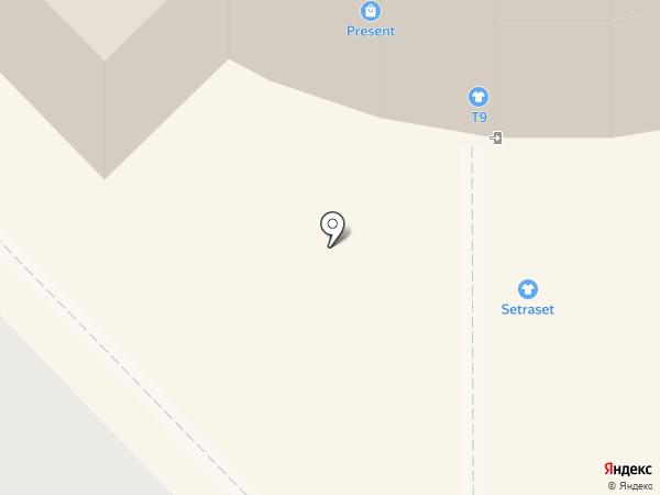 Indigo на карте Набережных Челнов