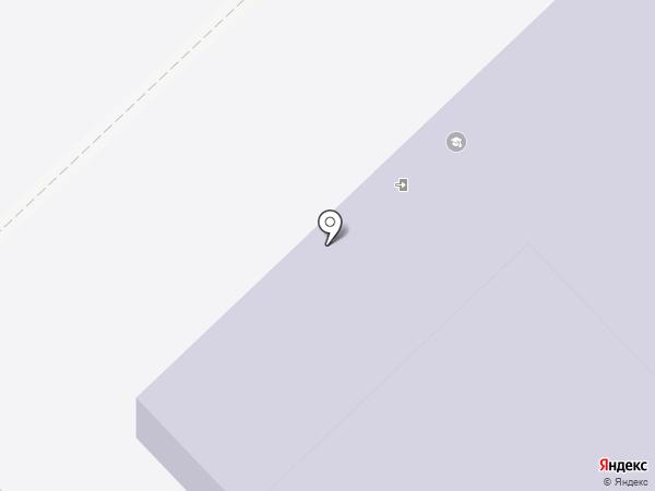 Набережночелнинский институт на карте Набережных Челнов