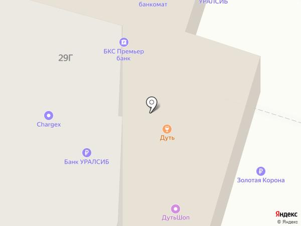 Платежный терминал, Банк Уралсиб, ПАО на карте Набережных Челнов