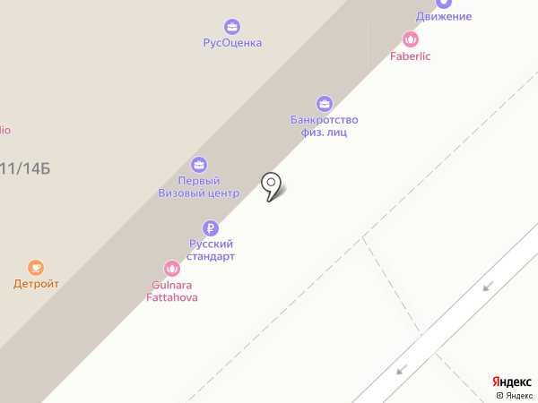 ЗАКРОЙ КРЕДИТ-ЗАКАМЬЕ на карте Набережных Челнов