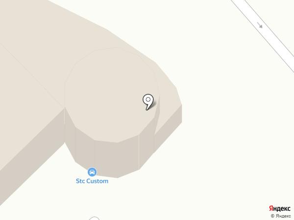 ГРАСС-116 на карте Набережных Челнов