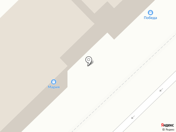 ПОБЕДА на карте Набережных Челнов
