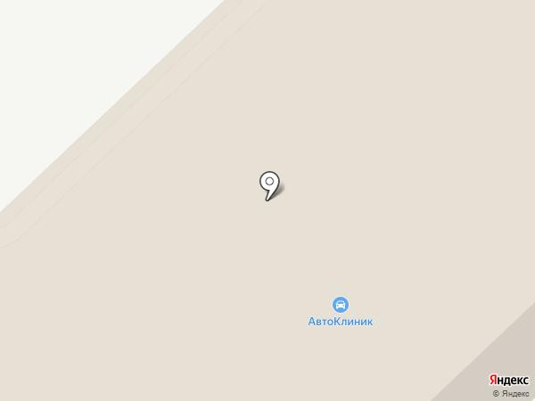 Группа Гидравликовъ на карте Набережных Челнов