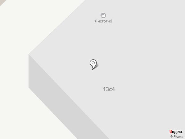 СТРОЙ-КРАС на карте Набережных Челнов