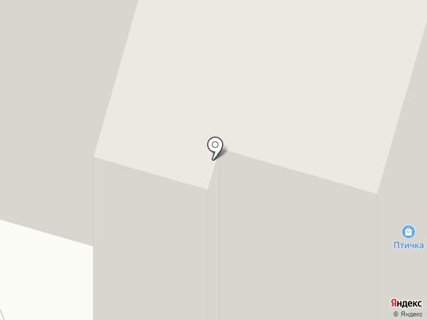 Гостиница на карте Набережных Челнов