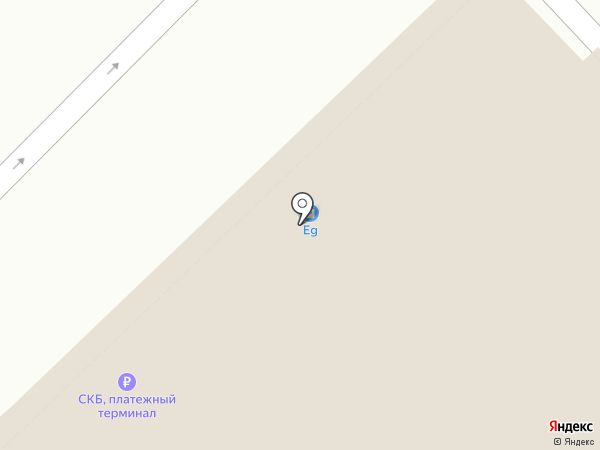 Компания на карте Набережных Челнов