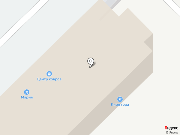 Мария на карте Набережных Челнов