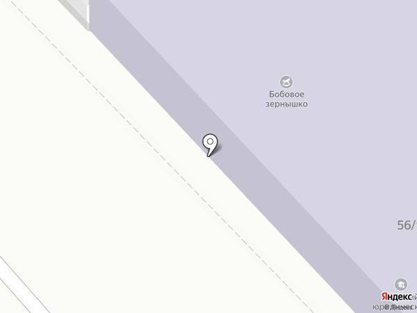 Бриз на карте Набережных Челнов