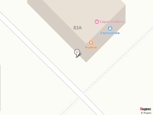 VillaDona на карте Набережных Челнов
