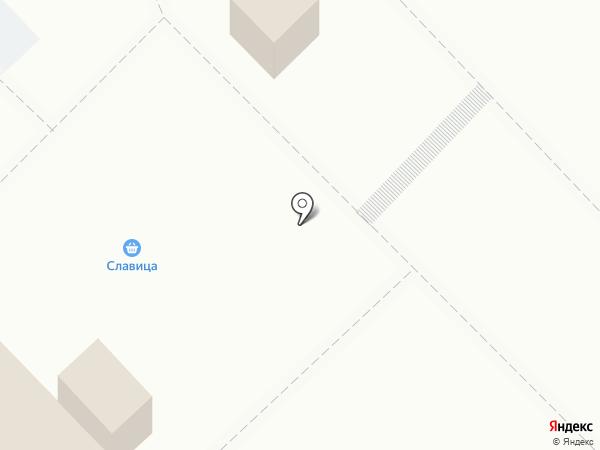 Колбасный домик на карте Набережных Челнов