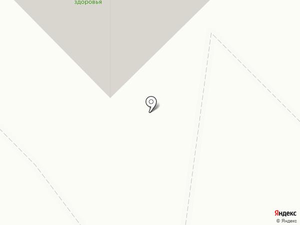 Планета здоровья на карте Набережных Челнов
