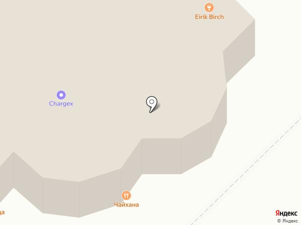 Фасоль на карте Набережных Челнов