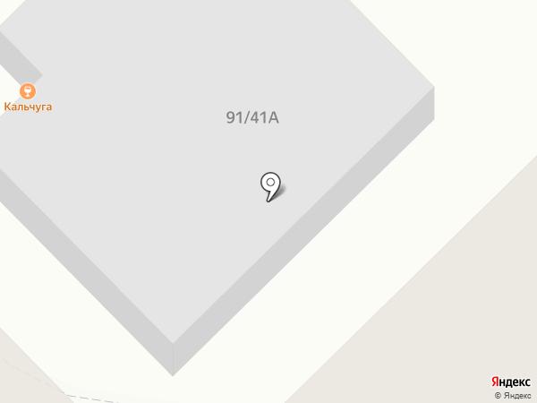 У дома на карте Набережных Челнов