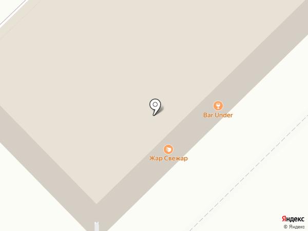 Планета №1 на карте Набережных Челнов