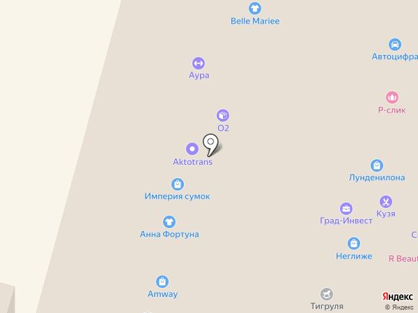 Orby на карте Набережных Челнов