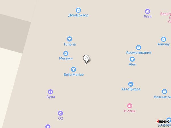 АВТО-ПРОФИ на карте Набережных Челнов