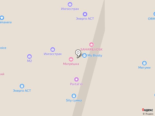 Angeli на карте Набережных Челнов