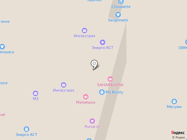Labbra на карте Набережных Челнов