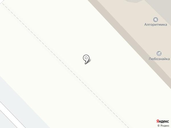 Любознайка на карте Набережных Челнов