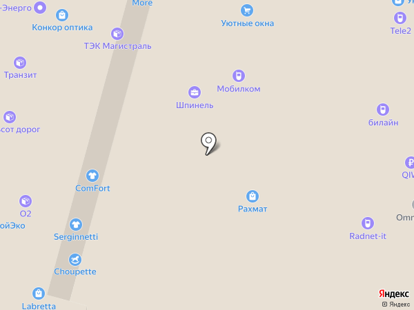 bolshoi на карте Набережных Челнов