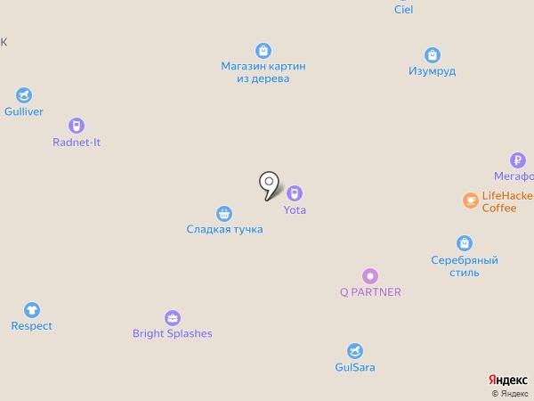 МобилКом на карте Набережных Челнов