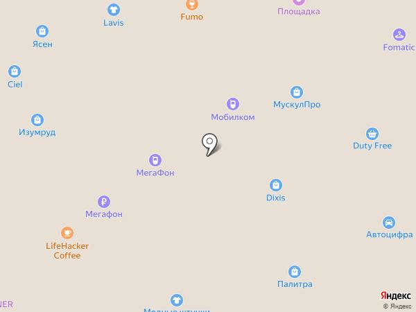IStudio на карте Набережных Челнов