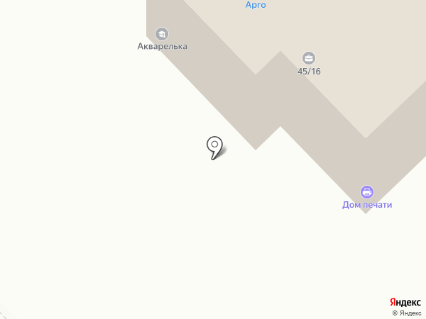 AKSIOMA на карте Набережных Челнов