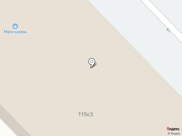 Оптовая компания на карте Набережных Челнов