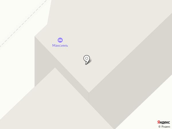 МАКСИМЪ на карте Набережных Челнов