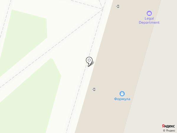 Sprint на карте Набережных Челнов