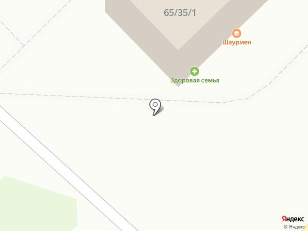 Магазин разливных напитков на карте Набережных Челнов